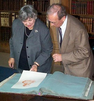 The Foote/Foot Doctors at Eton Library, looking at Richard Topham Collection that he gave the Library in his 1730 Will.