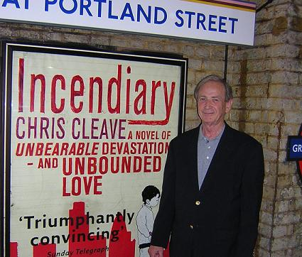 Chris Cleave had given Footes tour of Daily Telegraph offices in London before terror attack of 7 July 2005. Explosions in Tube were near King's Cross, Russell Square and several other underground rail stops.