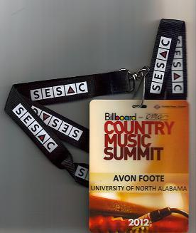 Billboard/CMA Summit for 2012
