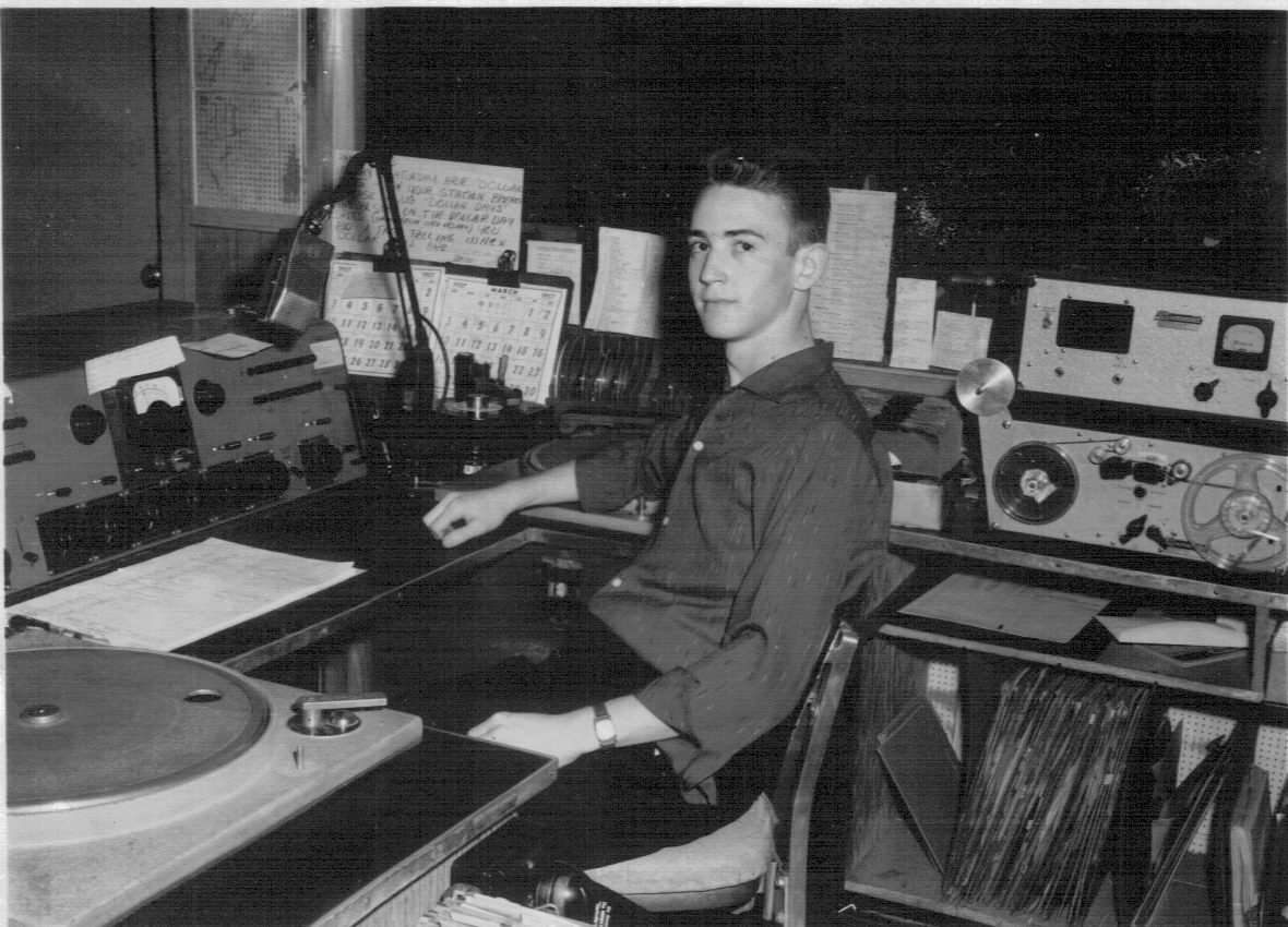 Eddie Foote worked for stations in Starkville, Hattiesburg, and Corinth in Mississippi and in Florence, Alabama.